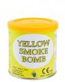 Дымовая шашка Smoke Bomb, желтый цвет