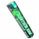 Цветной дым зеленого цвета
