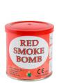 Дымовая шашка Smoke Bomb, красный цвет